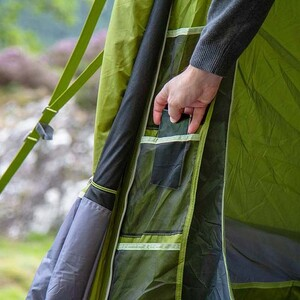 Isn't it great when your tent comes with pockets for everything?  #camping #love #tent #awning #chilltime #adventure #love #instagood #happy #picoftheday #vango #friends #bestfriends #family #campingrecycled #campingfood #campinggear #campingessentials #camp2018 #campingtrip #campingwithpets #campingwithkids #campingwithdogs #campingseason #wildcamping #campingfun #adventure #outdoors #getoutdoors #campingalone
