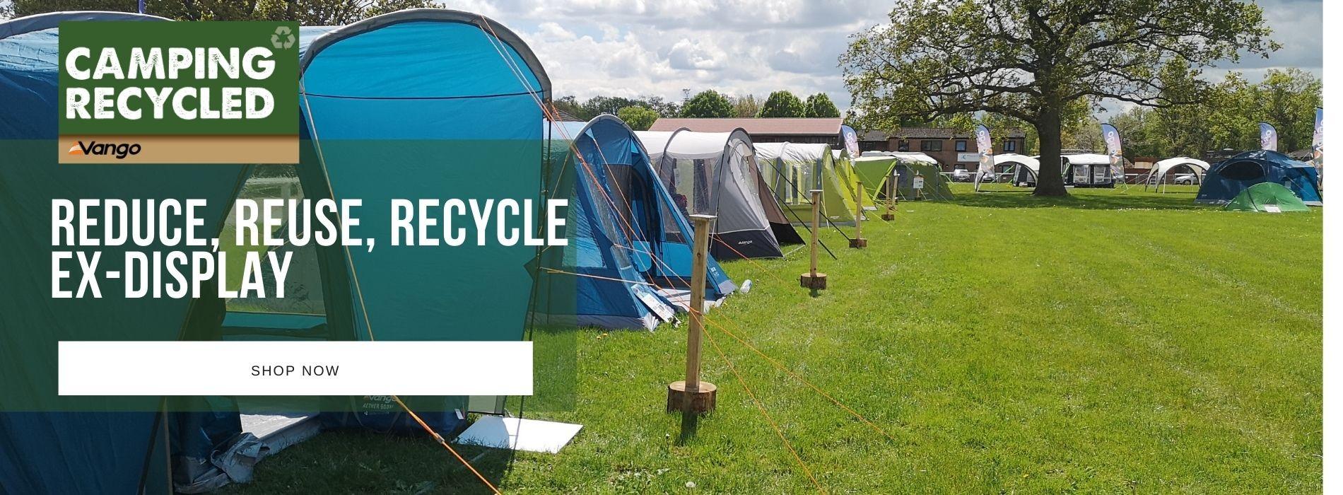 Ex-Display Tents